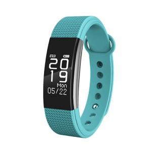 Фитнес-браслет D&A F1 Bluetooth Teal (Бирюзовый) купить оптом