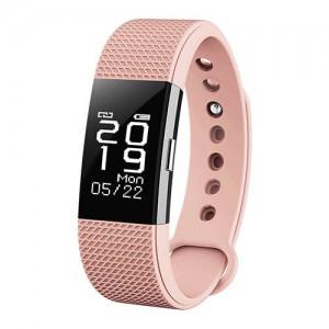 Фитнес-браслет D&A F2 Pink (Розовый)
