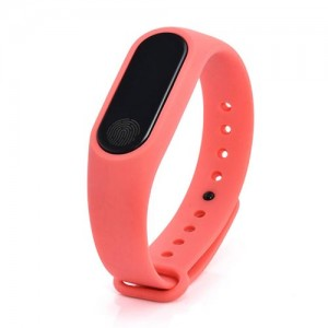 Фитнес-браслет D&A M2 Bluetooth Pink (Розовый)