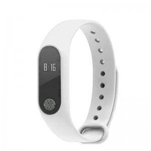 Фитнес-браслет D&A M2 Bluetooth White (Белый)