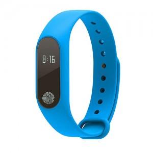 Фитнес-браслет D&A M2 Bluetooth Blue (Cиний)