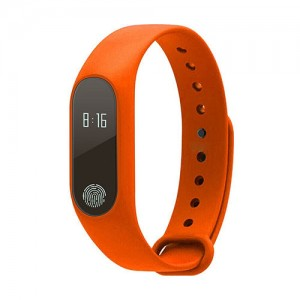 Фитнес-браслет D&A M2 Bluetooth Orange (Оранжевый)