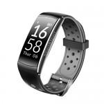 Фитнес-браслет SOVO SE12 Bluetooth Black-Grey (Черно-Серый)