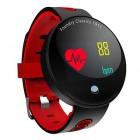 Фитнес-браслет SOVO SE15 PRO Black-Red (Черно-Красный) купить оптом