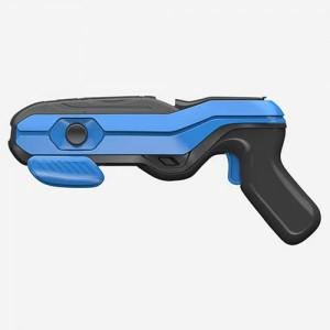 Геймпад для виртуальных игр, AR GUN 4D ARG-09 пистолет дополненной реальности (Черно-Синий)