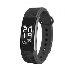 Фитнес-браслет D&A F1 Bluetooth Black (Черный)