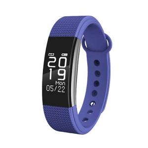 Фитнес-браслет D&A F1 Bluetooth Blue (Cиний)