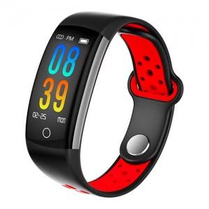 Фитнес-браслет SOVO SE08S Black-Red (Черно-Красный)